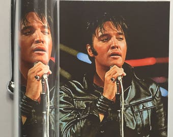 Elvis Presley 68 Comeback Special poster Pen #1 New available in Black, Blue or Pink