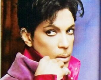 Prince movie poster Fridge Magnets & Keyrings # 2 -  Purple Rain When Doves Cry Under The Cherry Moon Graffiti Bridge - New
