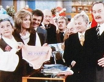 Classic TV Are You Being Served John Inman Mollie Sugden Frank Thornton Wendy Richard Trevor Bannister Fridge Magnets & Keyrings Version 1