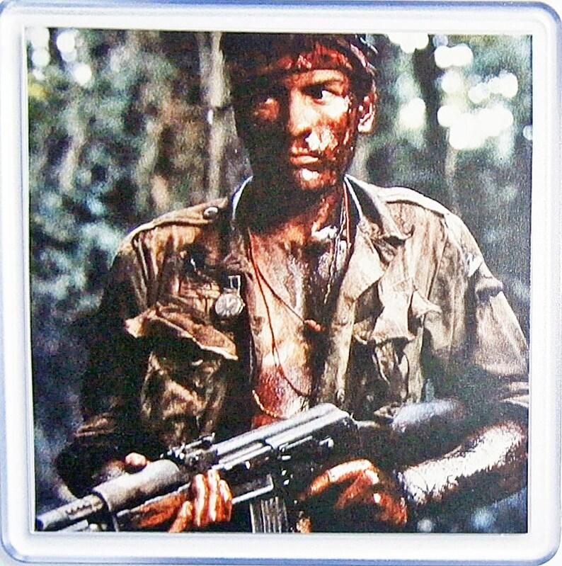 Platoon Oliver Stone war movie poster print #3