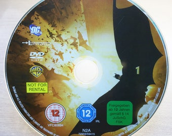 DVD Clocks Batman Begins The Last Samurai Predator 2 I Spy