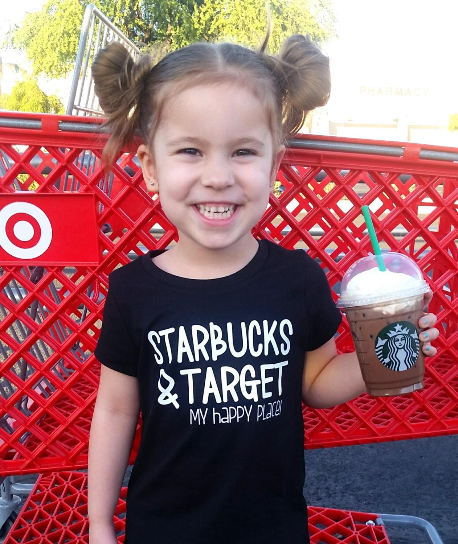 7170ed395 Starbucks And Target My Happy Place Newborn Bodysuit Baby | Etsy
