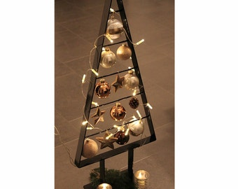 Tannenbaum Aus Blech.Weihnachtsbaum Metal Etsy