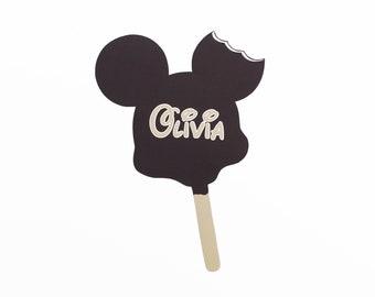 3410a3508c16e Disney Cruise Magnet - Mickey Ice Cream Bar