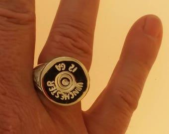 Shotgun shell ring