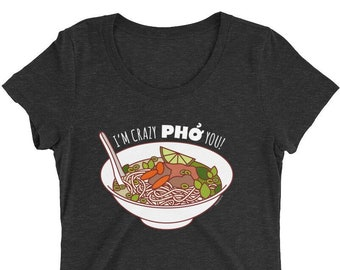 45e38a1df Funny Pho T-Shirt