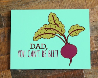 Funny Dad Birthday Card Or Fathers Day