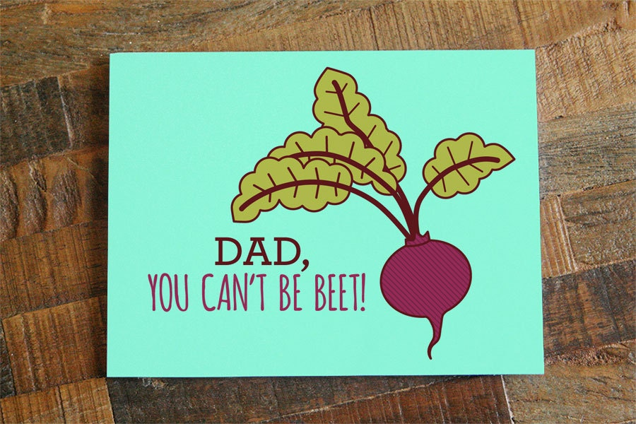 Funny Dad Birthday Card Or Father S Day Card Dad You Etsy