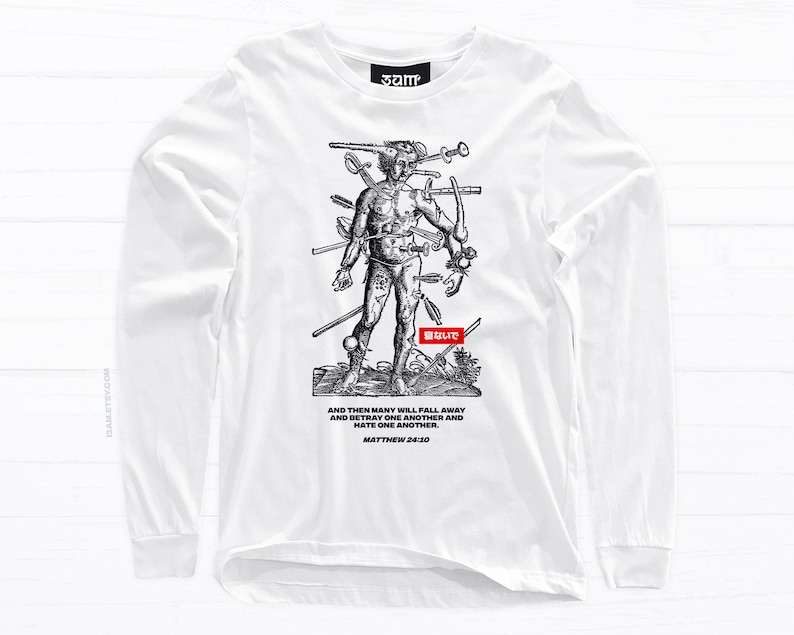 db3f9f33dfedd Betrayal Shirt • Vintage Drawing • Matthew Bible Verse • Unisex
