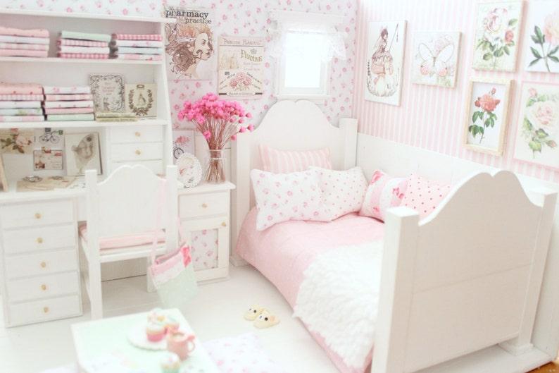 Delicieux White Lightings   Doll Bedroom Diorama   Blythe/Pullip/Pukifee/Lati/Yosd/BJD/Dal