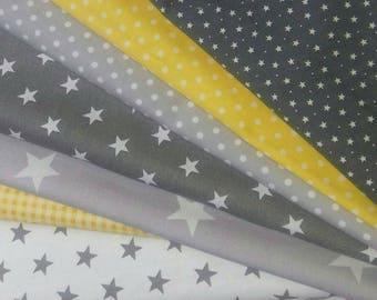 Personalized Bunting for Boys Lemon Grey Sailboat Theme/Baby Shower/Nursery Decor/Christening/Naming ceremony/Gift Idea/Baby Boy