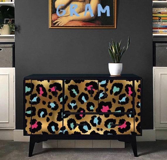 Gplan Coloured Leopard sideboard