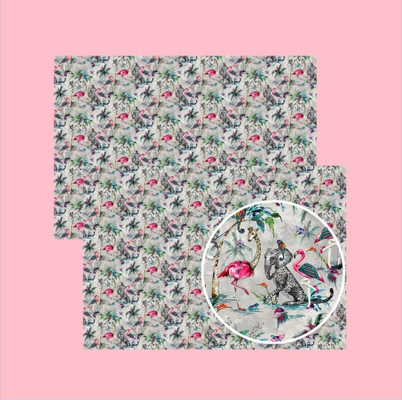 Chimiracle Wrapping paper Grey