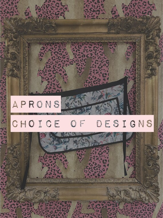Aprons CHOICE OF DESIGNS