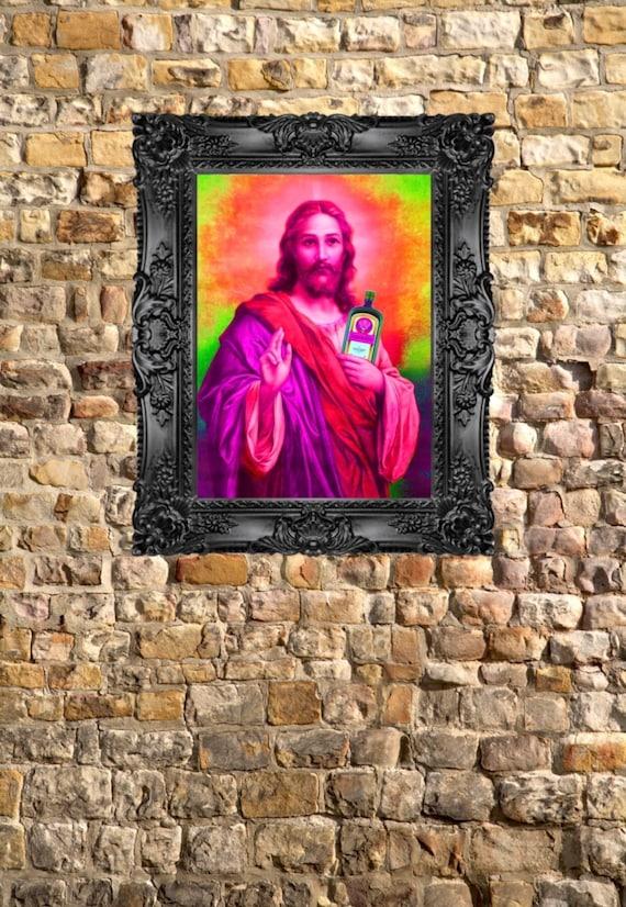 Jesus Juice print