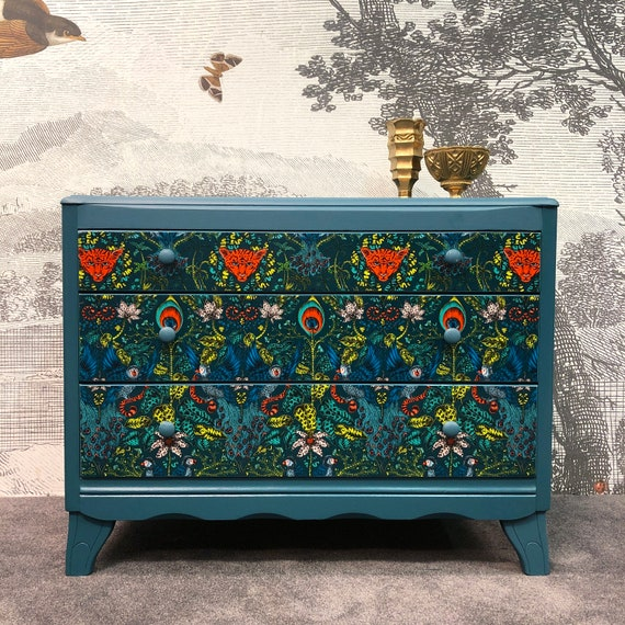 Vintage Lebus chest of drawers Emma Shipley