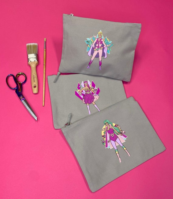 Super Muckers GREY flat kit bags