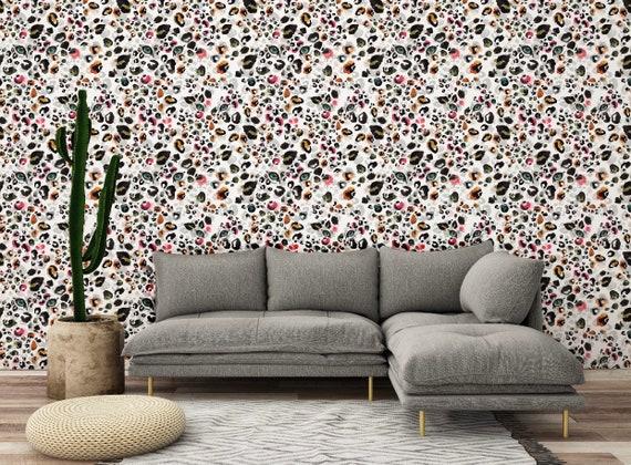 Lazy Leopard Wallpaper