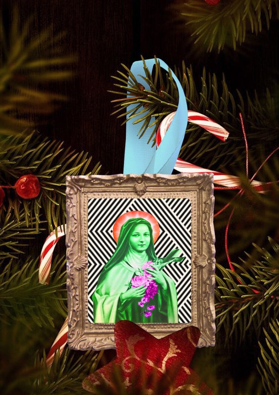 Christmas tree ornament - Sister Hood