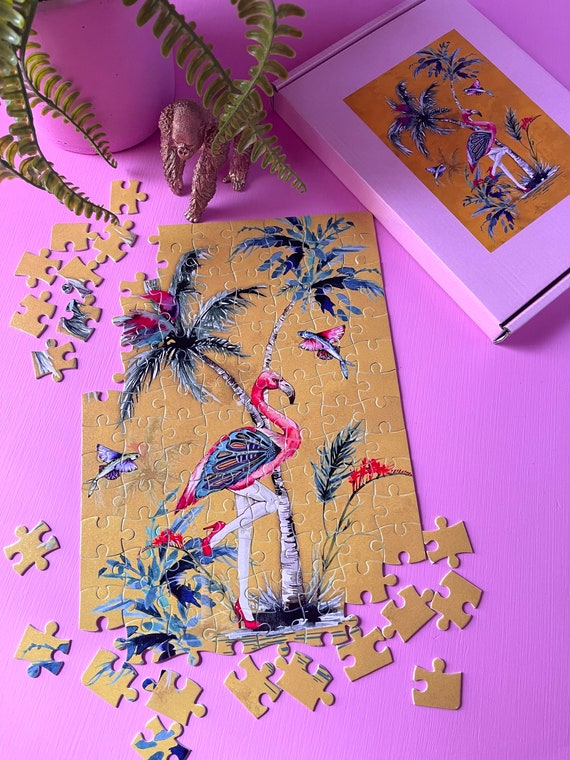 A4 120 piece puzzle ChiMiracle Mustard