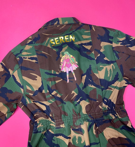 Super Muckers camouflaged kids overalls - CHOICE OF DESIGNS