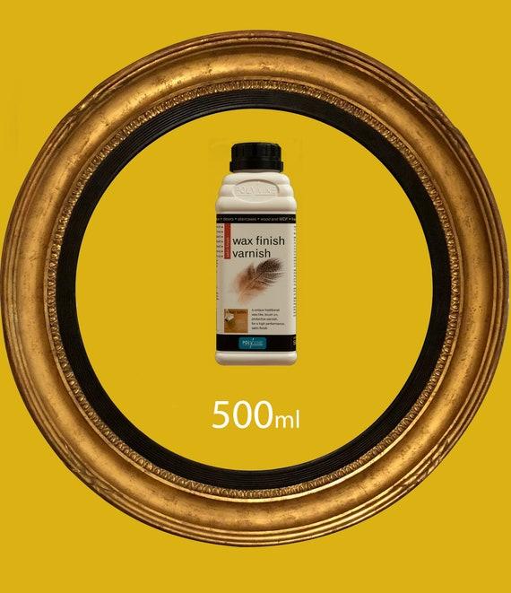 Polyvine Wax Finish varnish 500ml
