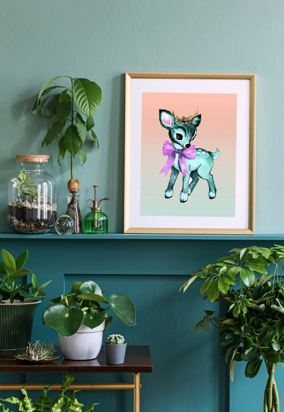 Kitsch Characters prints