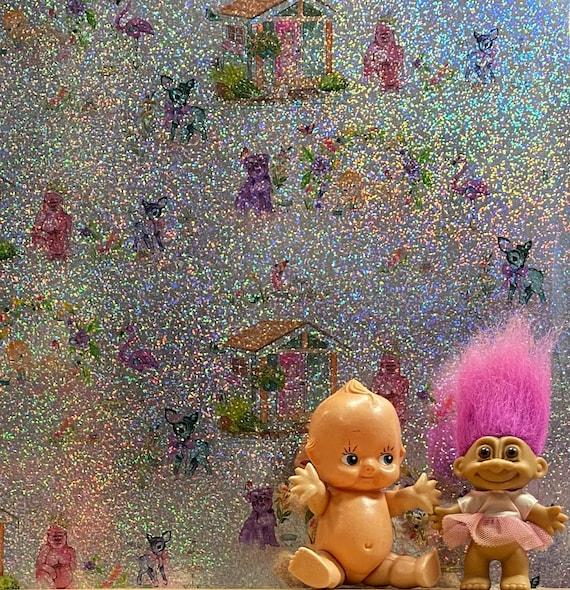Toile De Kitsch wallpaper