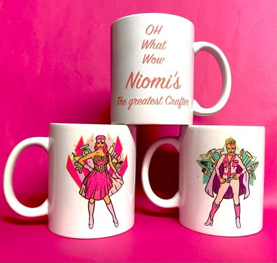 Personalised Super Muckers Mug