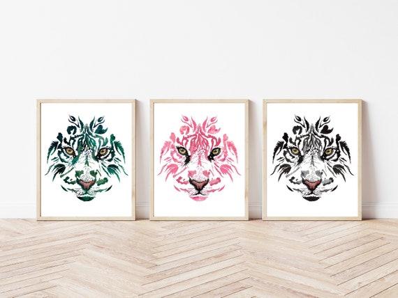 Easy Tiger Prints