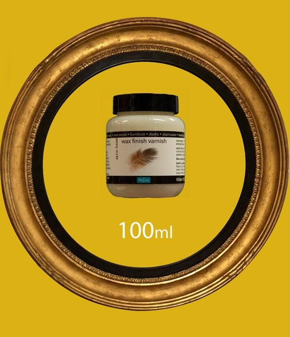 Polyvine Wax Finish varnish 100ml