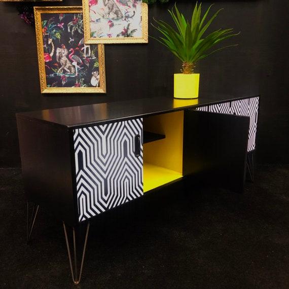 Geometric Gplan sideboard