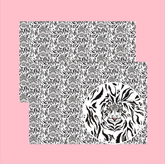 Easy Tiger  - Wrapping paper
