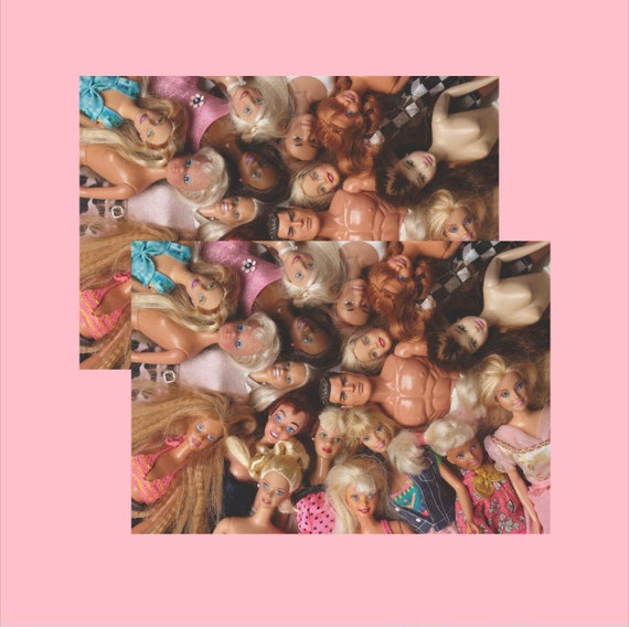 Doll groupie - Wrapping paper