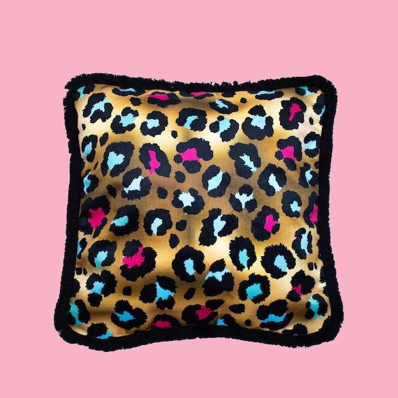 Glamour Puss - Luxury velvet cushion cover