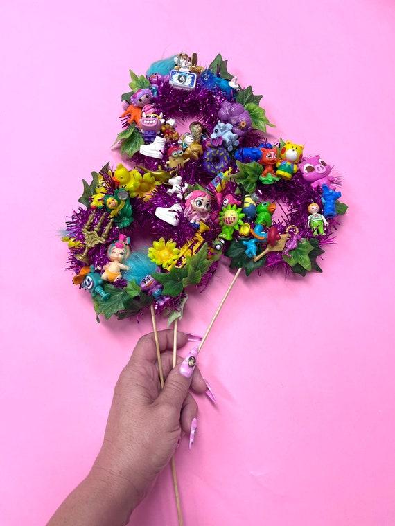 Mini wreaths DIY kit