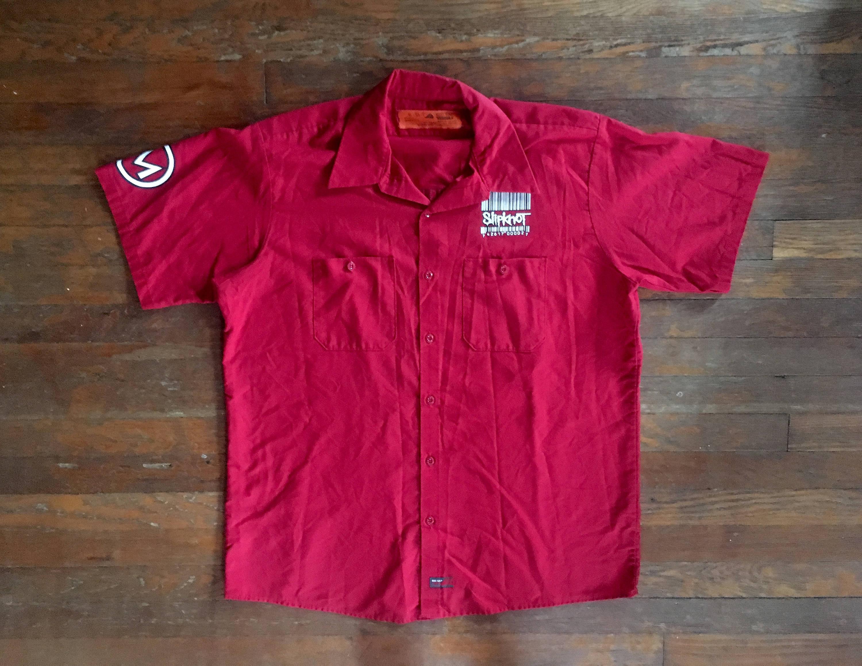 94052bf773 Custom Red Kap Work Shirts