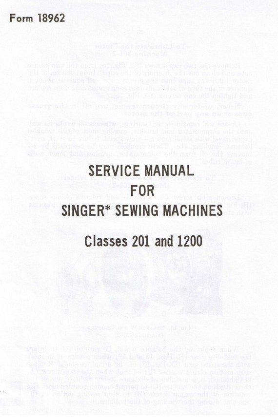 Singer Sewing Machine Cl 201 1200 Service Repair Manual Book How To on hvac diagrams, switch diagrams, motor diagrams, pinout diagrams, series and parallel circuits diagrams, sincgars radio configurations diagrams, electronic circuit diagrams, transformer diagrams, honda motorcycle repair diagrams, electrical diagrams, smart car diagrams, friendship bracelet diagrams, lighting diagrams, engine diagrams, gmc fuse box diagrams, battery diagrams, internet of things diagrams, troubleshooting diagrams, led circuit diagrams,
