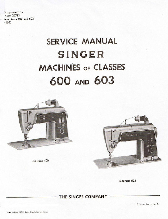 Singer Sewing Machine Models 40 40 Adjusters Service Repair Etsy Mesmerizing Singer Sewing Machine Repair