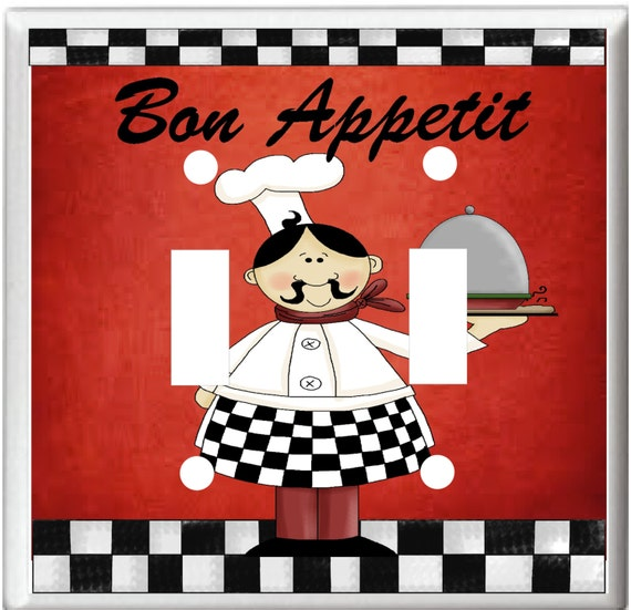 BISTRO CHEF FAT CHEF KITCHEN HOME DECOR OUTLET COVER