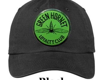Green Hornet Loyalty Club Cap Dad Hat Baseball Trucker Mens Womens Ball  Caps 13 Colors Pink Black Red Blue Comic Hero 92d08587e170