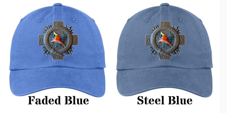 189a662e0 Vintage Firefighter FDNY Cap Dad Hat Baseball Trucker Mens Womens Ball Caps  13 Colors Pink Black Red Blue Fire Department Emblem Hose Hat