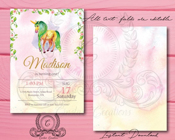 Birthday Invitation Cards Template Kalde Bwong Co