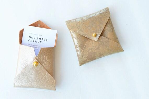 Vegan Leder Quadratische Umschlag Geldbörse Geschenke Für Sie Platz Gold Kartenhalter Visitenkartenetui Quadratische Visitenkarten Etui