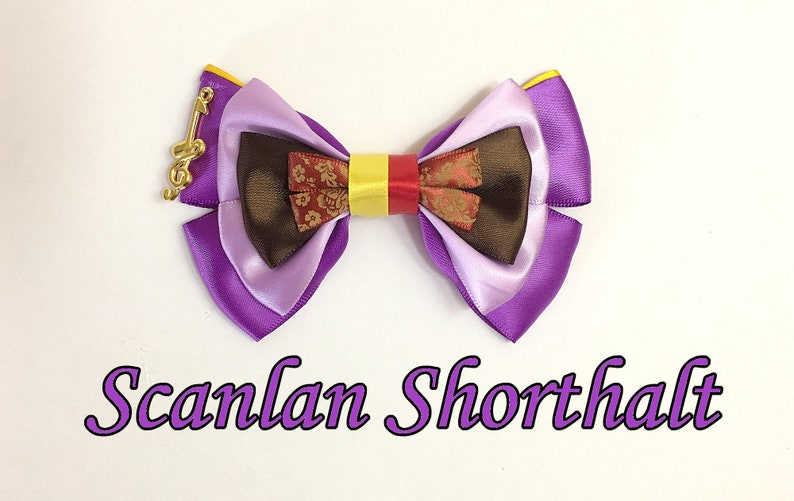 Critical Role Scanlan Shorthalt Bow
