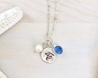 Graduation Charm Necklace - Grad Gift - Graduation Jewelry - 2019 Grad - Girl's Graduation Present - Gift for Her - Charm Necklace