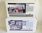 Downtown Deco Kit Addams Ave. Part Two And Five HO Scale DD-1002 1027 New In Box