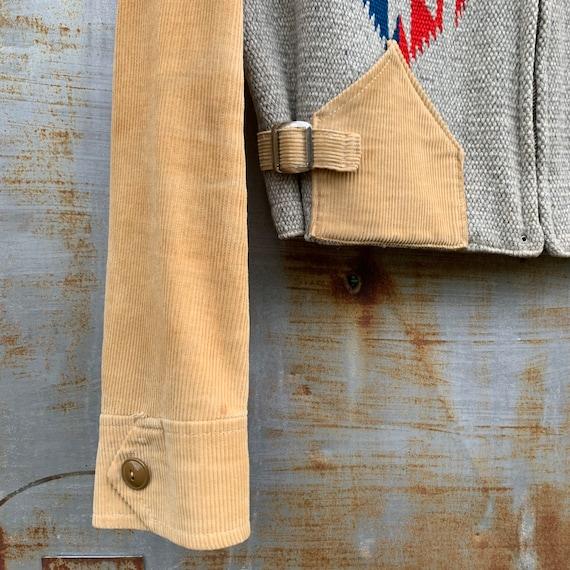 Vintage 1930s Women's Chimayo Jacket Shorty Size … - image 4
