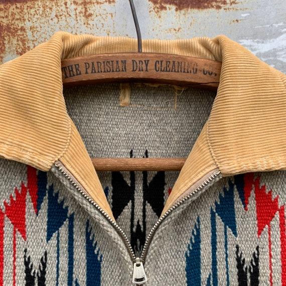 Vintage 1930s Women's Chimayo Jacket Shorty Size … - image 2