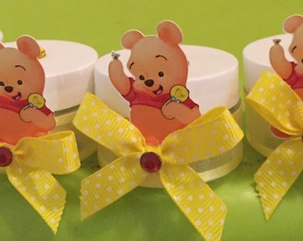 Baby Winnie The Pooh Baby Shower Party Favors ...